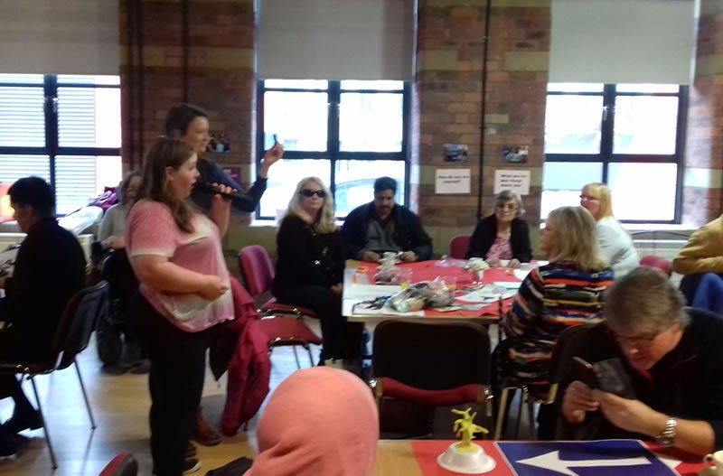 self and group advocacy in the bradford district