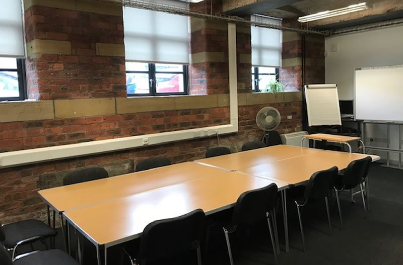 training room for hire in bradford